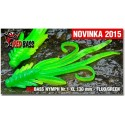 Nymfa Redbass Nr. 1 XL Fluo/Green 130 mm