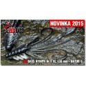Nymfa Redbass Nr. 1 XL Natur G 130 mm