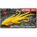 Nymfa Redbass Nr. 1 XL Yellow RG 130 mm