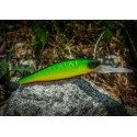 Wobler Majorcraft Zoner Jerk Bait 70 SP Mat Tiger