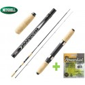 Prut Mitchell Tanager Spin 2,42m 8-25g + twistery zdarma