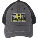 Kšiltovka Hodgman Trucker Patch Hat Charcoal