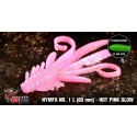 Nymfa Redbass Nr. 1 L Hot Pink Glow 80 mm