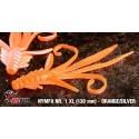 Nymfa Redbass Nr. 1 XL Orange/Silver 130 mm