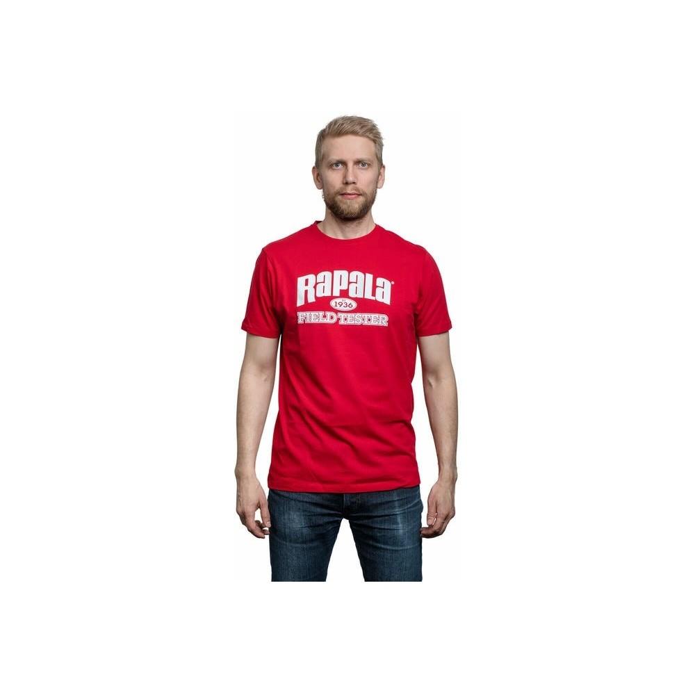 402cd18fdad3 Rybářské tričko Rapala T-Shirt Field Tester - VELKÁ RYBA