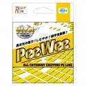 Šňůra Power Eye PeeWee WX4 150 m Yellow