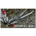 Nymfa Redbass Nr. 1 Natur G