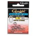 Kroužky Gamakatsu Hyper Split Ring