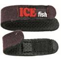 Neoprenové pásky na pruty ICE Fish