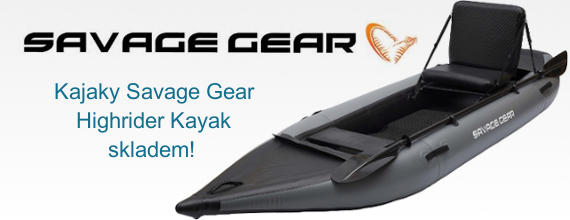 Savage Gear Kayak 2019