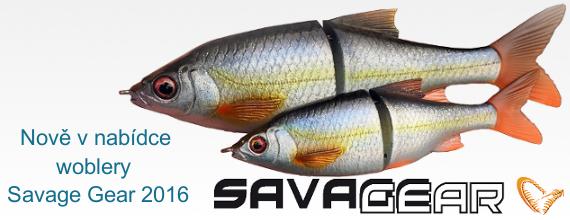 Woblery Savage Gear 2016