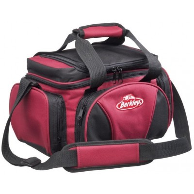 Taška Berkley System Bag 2015 Red/Black L + 4 krabička