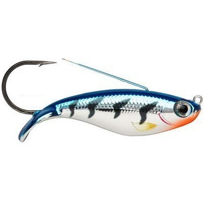 Wobler Rapala Weedless Shad 08 MBT