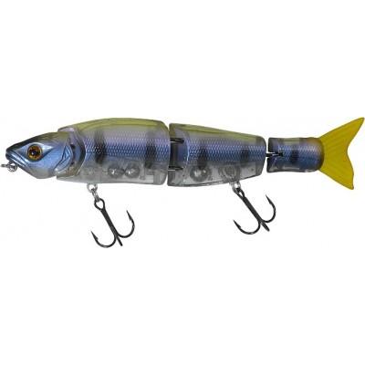 Wobler Gunki Itoka 12,5cm S Tiger Wakasagi