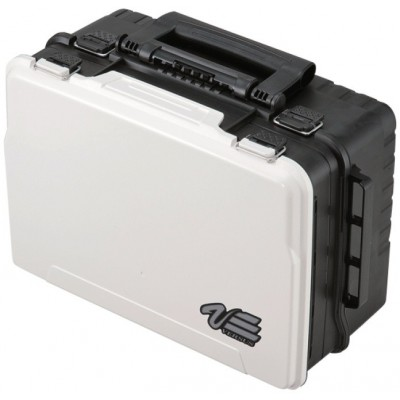 Rybářský kufr Versus VS 3078 černý (43x29,5x18,6)