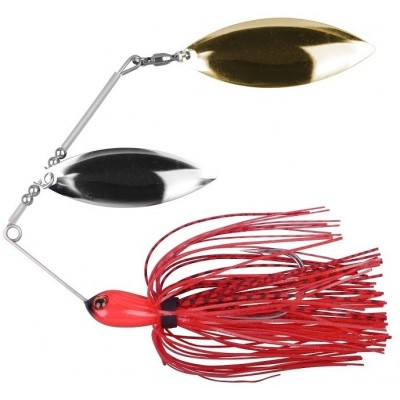 Třpytka Spro Ringed Spinnerbait 14 g Fire Claw