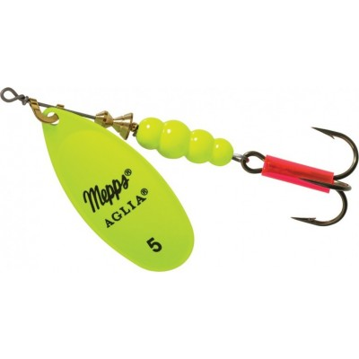 Spinner Mepps Aglia Fluo Yellow 5