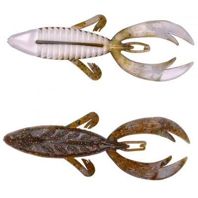 Crayfish Spro Komodo Claw 9 cm Natural Cooper
