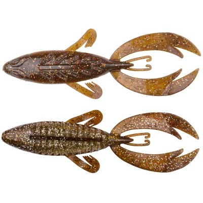 Crayfish Spro Komodo Claw 9 cm Dirty Gold