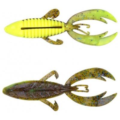 Crayfish Spro Komodo Claw 11,5 cm Chartreuse Belly