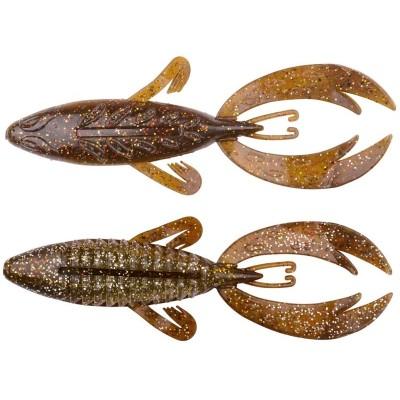 Crayfish Spro Komodo Claw 11,5 cm Dirty Gold