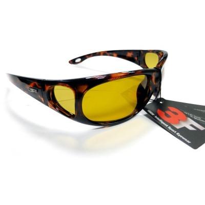 Polarizační brýle 3F Angle 1492 - žlutá skla