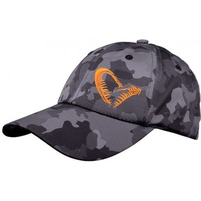 Kšiltovka Savage Gear Black Savage Cap