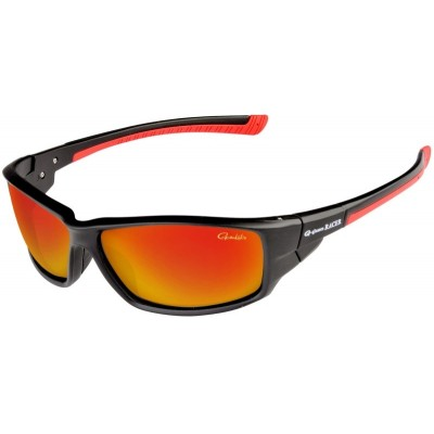 Polarizing Glasses Gamakatsu G-glasses Racer Grey Red Mirror