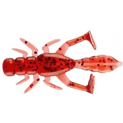 Crayfish Daiwa Duckfin Bug 5 cm Burning Red