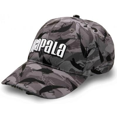 Kšiltovka Rapala 5 LED Cap