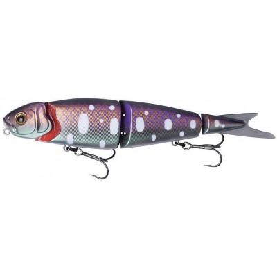 Wobler Savage Gear 4Play Swim & Jerk 19 cm Green Pearl Goby