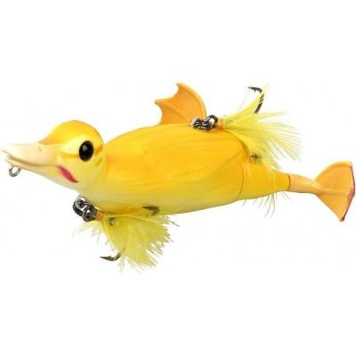 Savage Gear 3D Suicide Duck 10,5 cm Yellow