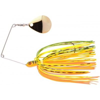 Spro Micro Ringed Spinnerbait 5 g Firetiger