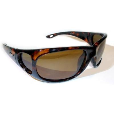 Polarizační brýle 3F Angle 1492 - hnědá skla