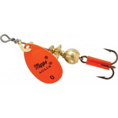 Spinner Mepps Aglia Fluo Orange 0