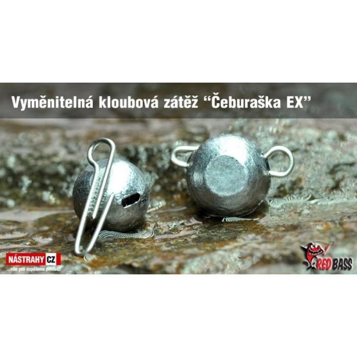 Vyměnitelná kloubová zátěž Čeburaška EX 7g