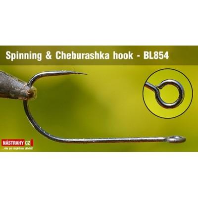 Háčky BL Spinning & Cheburashka Hooks 854