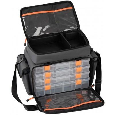 Taška Savage Gear Lure Specialist Bag L + 6 krabiček