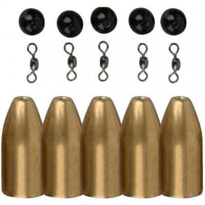 Zátěže Savage Gear Brass Bullets Kits
