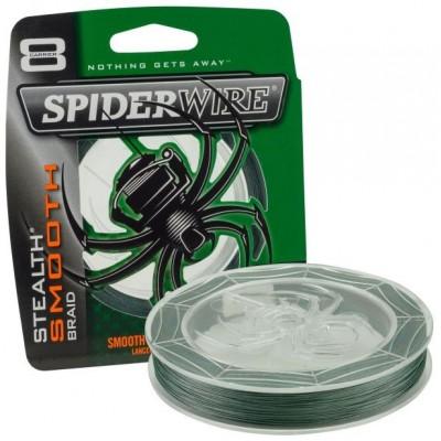 Braid Spiderwire Stealth Smooth8 150 m Green