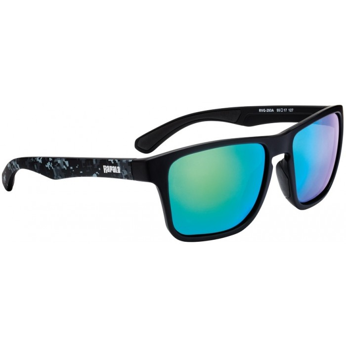 Polarizing Glasses Rapala Urban VisionGear Black/Urban Pattern
