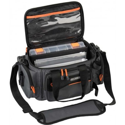 Taška Savage Gear Soft Lure Specialist Bag S + 1 krabička