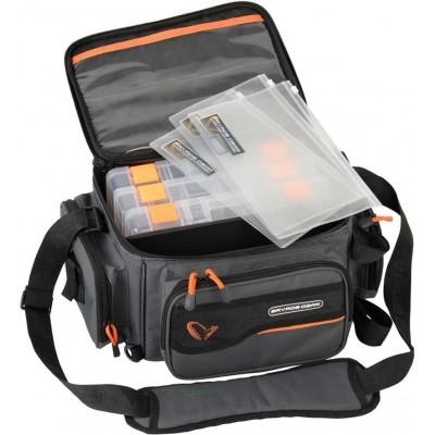 Taška Savage Gear System Box Bag M + 3 krabičky