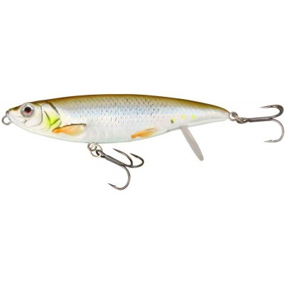 Wobler Savage Gear 3D Backlip Herring 13,5 cm Green Silver