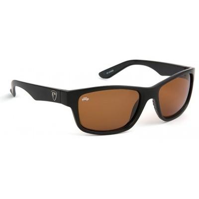 Polarizing Glasses Fox Rage Sunglasses Matt Black/Brown