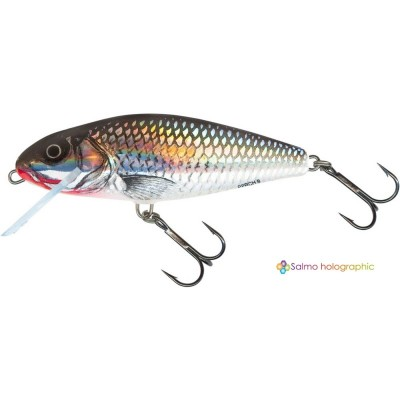 Wobler Salmo Perch 12 SR HGS