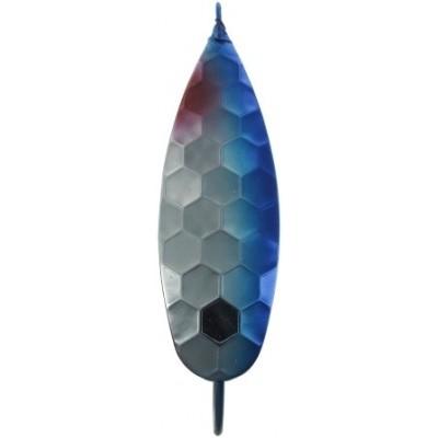 Spoon Jenzi Phantom-F Vegetation Spoon 21 g Blue Silver