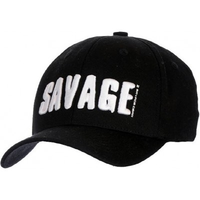 Kšiltovka Savage Gear Simply Savage 3D Logo Cap