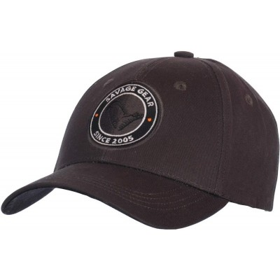 Kšiltovka Savage Gear Simply Savage Badge Cap