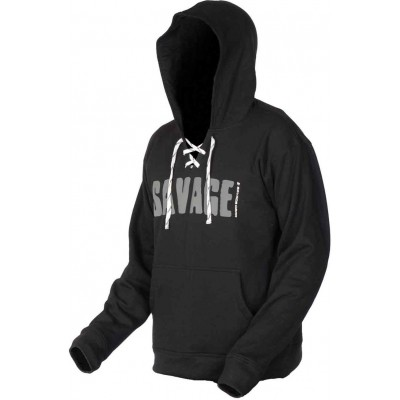 Mikina Savage Gear Simply Savage Hoodie Pullover